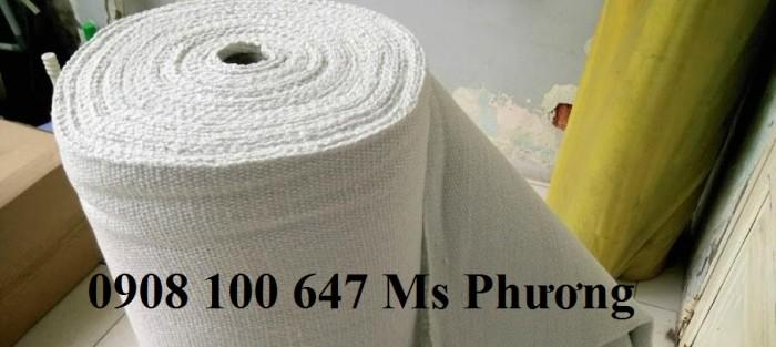 vải gốm chịu 1260 độ